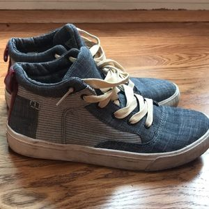 Toms high top sneakers